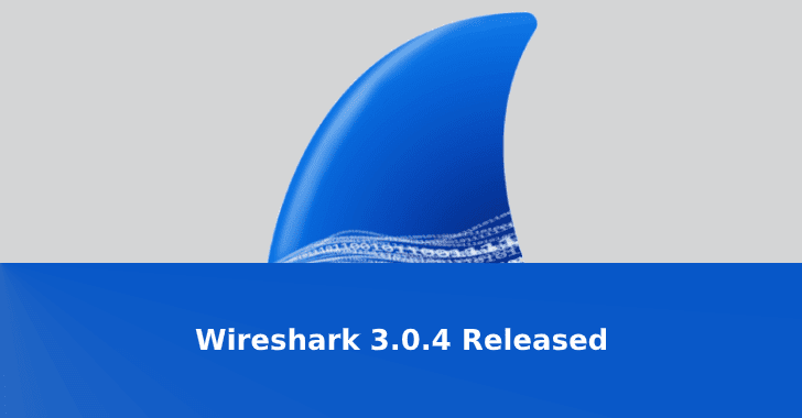 Wireshark 3.0.4