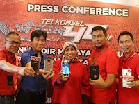 Jaringan 4G Telkomsel Jangkau Seluruh Pelosok Jateng Dan DIY