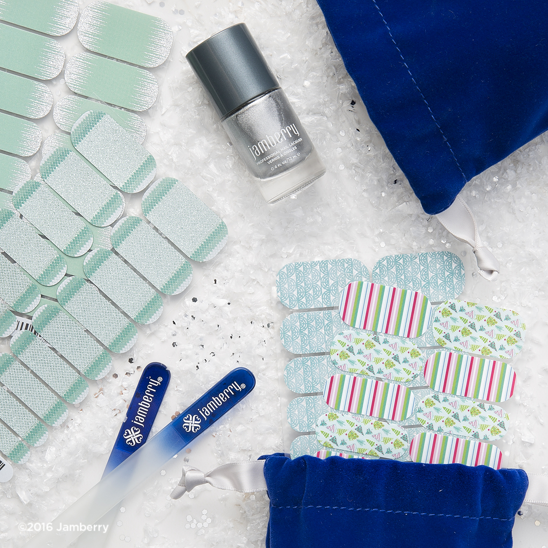 Jamberry Holiday Gift Set Baby It's Cold Outside