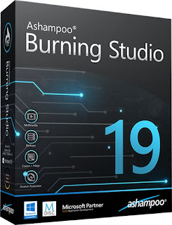 Ashampoo Burning Studio 19.0.0.25+Portable (Español) (Graba/Copia CD/DVD)