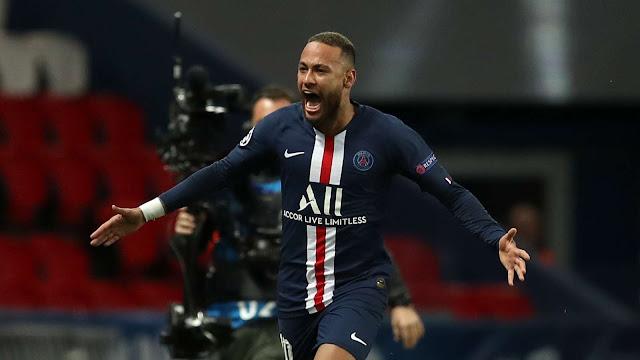 Neymar prepares for Barcelona return