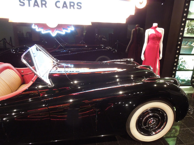 Gangster Squad movie Jaguar dress