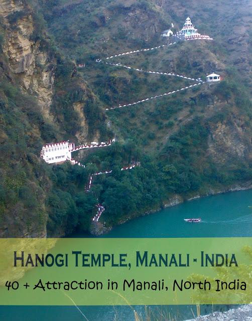 Hanogi Mata Temple, Manali