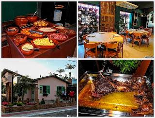 Onde comer em Nova Veneza - 2 opções de restaurantes