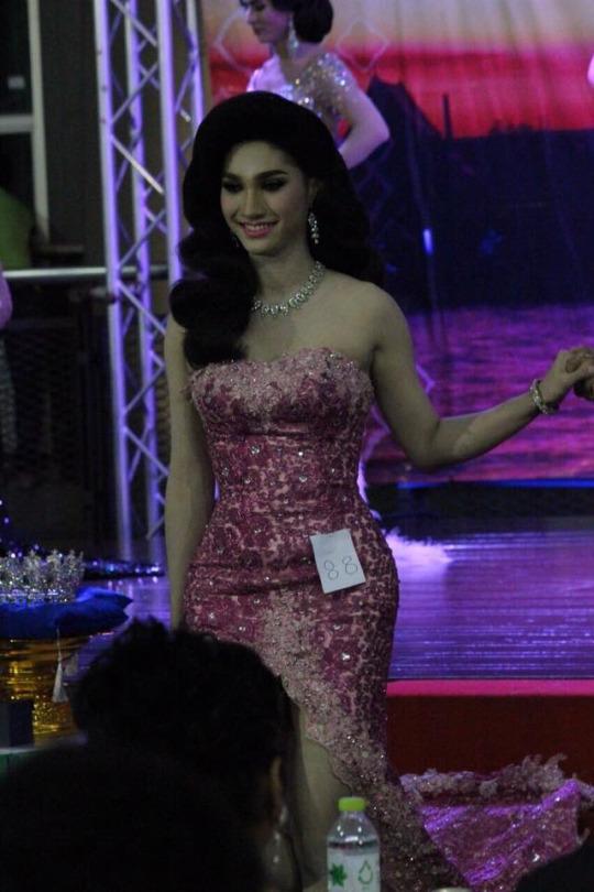Guy To Girl Transformation From Bangkok