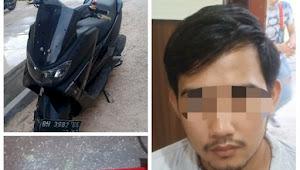 Berita Bungo : Jambret Ganteng Ditangkap Polisi di Muaro Bungo