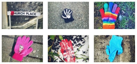 Nick Cave's Little Book of Lost Gloves