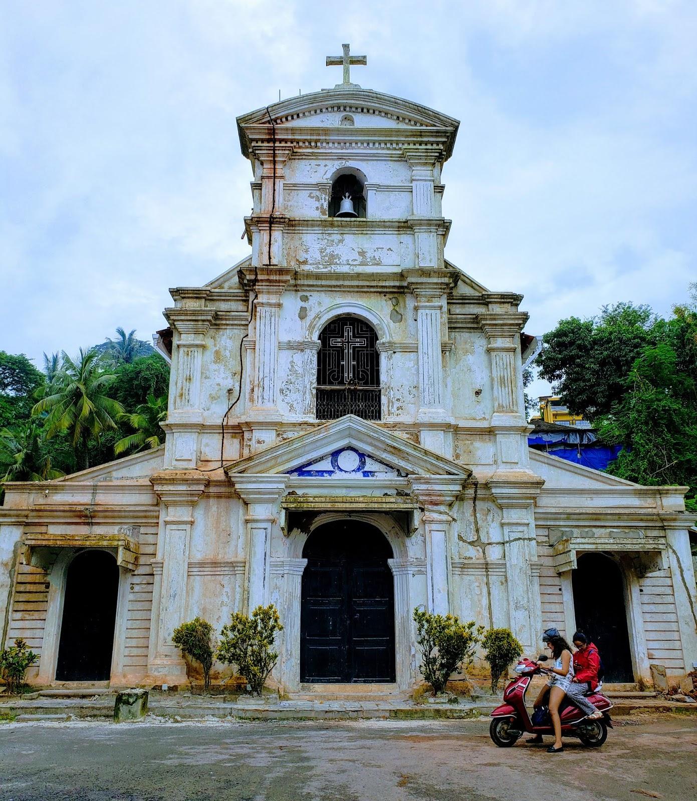 St Sebestian's Chapel, Panjim, Goa