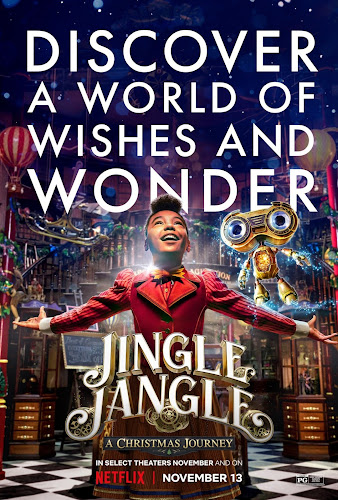Jingle Jangle: A Christmas Journey (Web-DL 720p Español Latino) (2020)