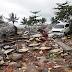 El Tsunami de Indonesia llevaba 373 muertos y  1,400 heridos