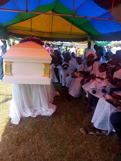 Late Kogi PDP Women Leader Buried Amidst Tears (Photo)
