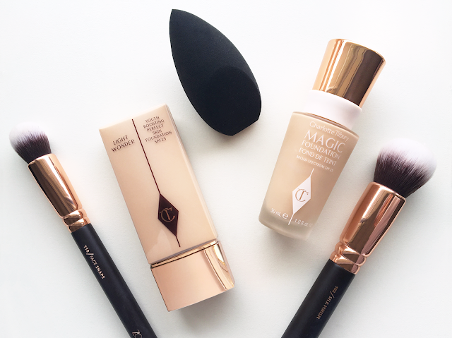 Charlotte Tilbury Foundation Review