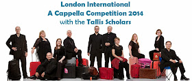 London International A Cappella Competition 2014