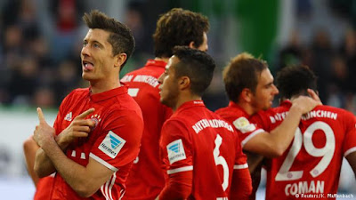 Bayern Munich seal Bundesliga title