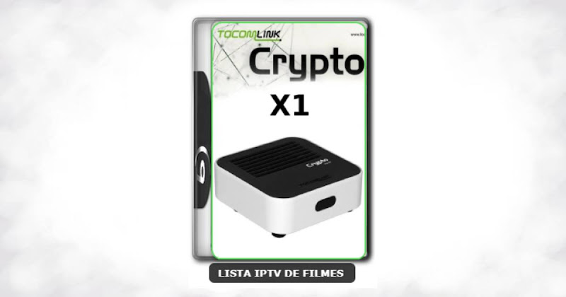 Tocomlink Dongle Crypto X1 Nova Atualização Satélite SKS Keys 61w ON V1.027