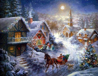 Latest hot new Christmas celebration photos images and pictures collection free downloads 2017,Wide screen hd wallpapers of Christmas Winter Wonder landscape hd photos gallery.
