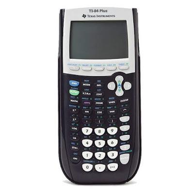 Kalkulator Grafik TI-84 Plus