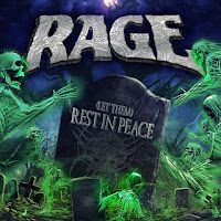 "Το single των Rage ""Let Them Rest in Peace"""