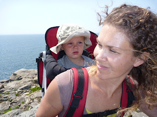 How I Got My Hike Back On (or, buck up and put the baby on your back!)
