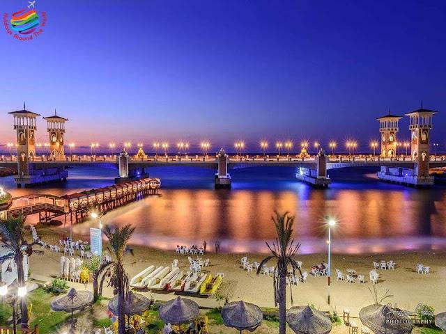 Stanely Bridge - Alexandria