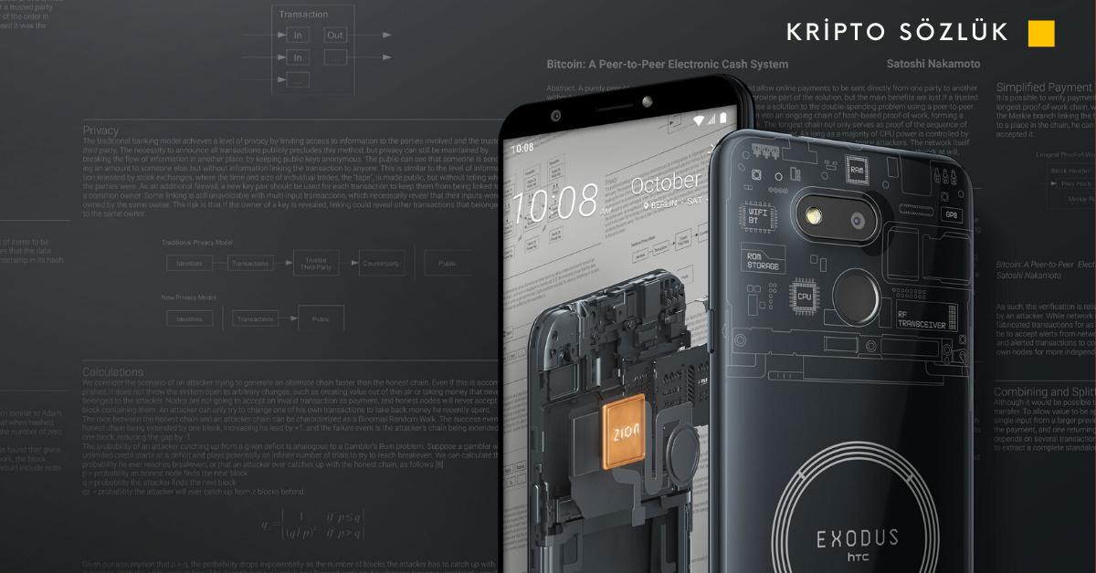 HTC, Trendi Exodus Akıllı Telefonla mı Belirleyecek?