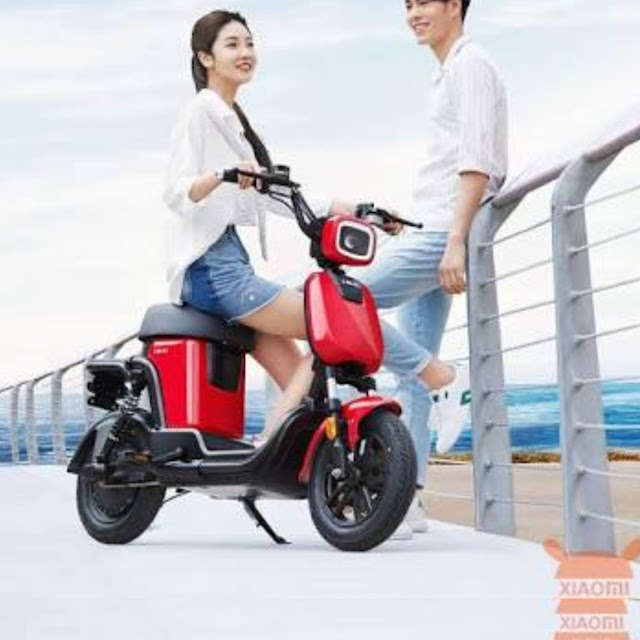 Xiaomi launch her eletric bike in China.