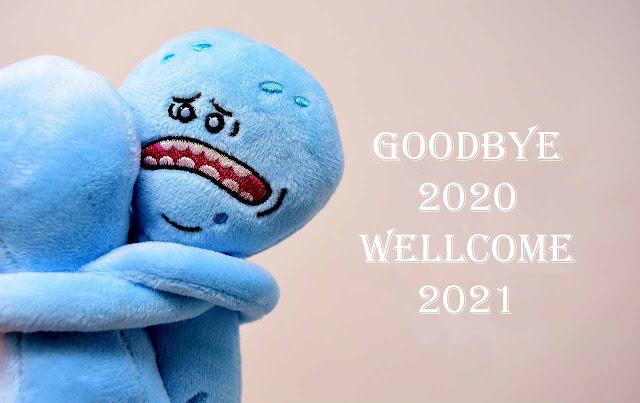 50 Kata Kata Ucapan Selamat Tinggal Tahun 2020, Selamat Datang Tahun 2021