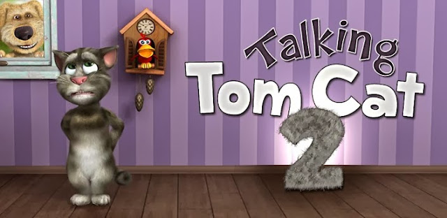 Talking Tom Cat 2 v4.2 Apk