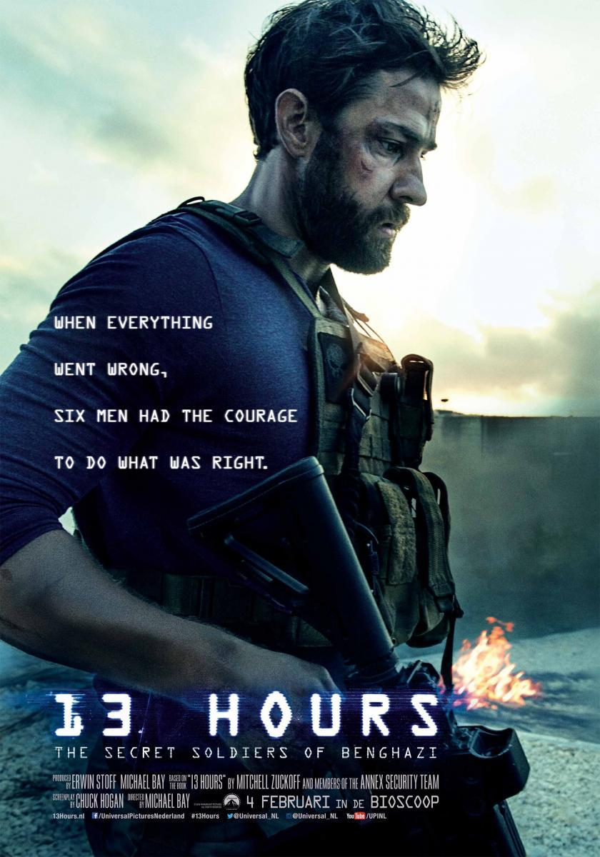 Download 13 Hours (2016) Full Movie in Hindi Dual Audio BluRay 480p [400MB]