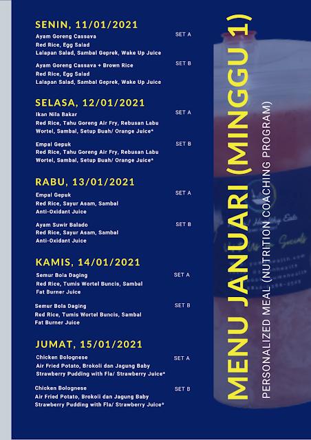 Catering Diet Sehat di Jakarta