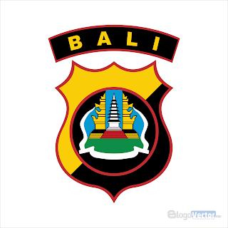 Polda Bali Logo vector (.cdr)