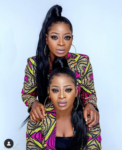 Nollywood twins, Ebere and Chidimma Aneke celebrates their birthday with lovely photos