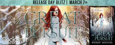 Release Day Blitz & Giveaway: Great Pursuit by Wendy Higgins