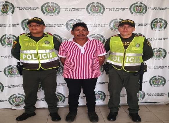 Tres ladrones menos en las calles de Valledupar
