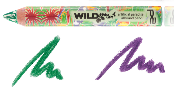 p2 wild me up ARTIFICIAL PARADISE allround pencil