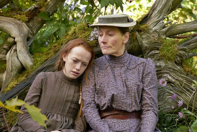 "Ania Shirley i Maryla Cuthbert ""Ania, nie Anna"""