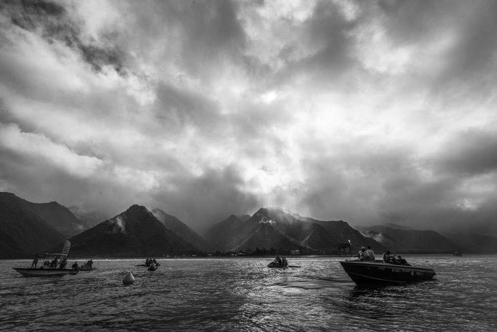 3 event site Teahupo o Billabong Pro Tahiti 2016 foto wsl Poullenot Aquashot