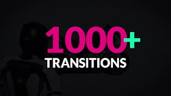 1000+ Transitions Mega Collection Pack Stock Motion Graphics | Motionarray 85815 - Free download