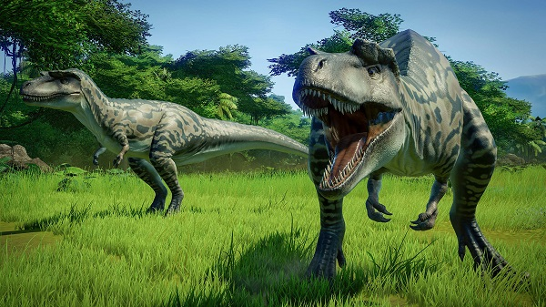 Jurassic World Evolution New Features