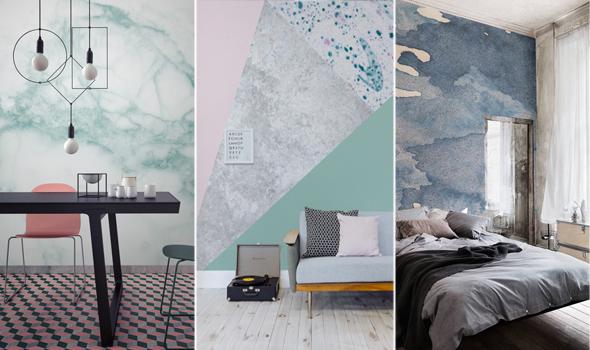 arreda con wallpaper, arredo moderno, design, shop online