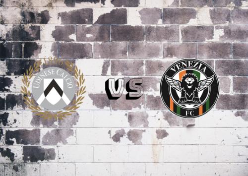 Udinese vs Venecia  Resumen
