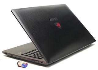 Laptop Gaming ASUS ROG G550J Core i7 Second