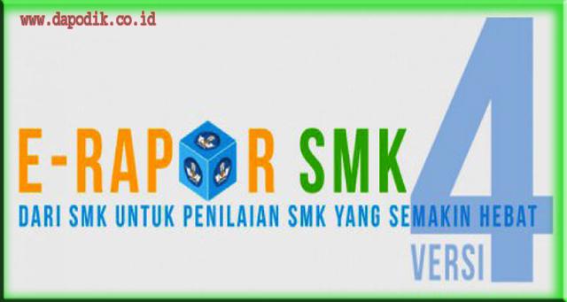 Download  Aplikasi e-Rapor versi 4.1.0 - Direktorat Pembinaan SMK