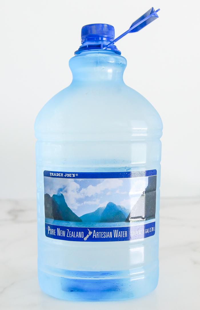 Trader Joe's Pure New Zealand Artesian Water Review
