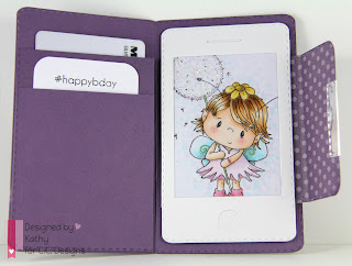 iphone card, case, wallet, cc designs, Pixie, tutorial