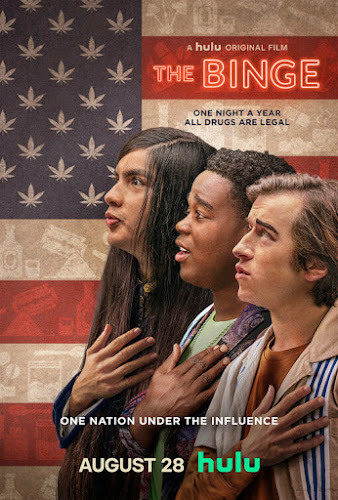 The Binge (Web-DL 720p Ingles Subtitulada) (2020)