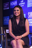 Actress Shraddha Srinath Stills in Black Short Dress at SIIMA Short Film Awards 2017 .COM 0050.JPG