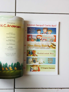 Dongeng H. C. Andersen Bapak Dongeng Sedunia