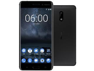 Firmware Nokia 6 TA-1021