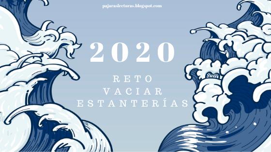 Reto vaciar estanterías 2020